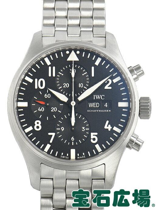IWC パイロットウォッチクロノ オートマティック IW377710【中古】メンズ 腕時計 送料・代引手数料無料