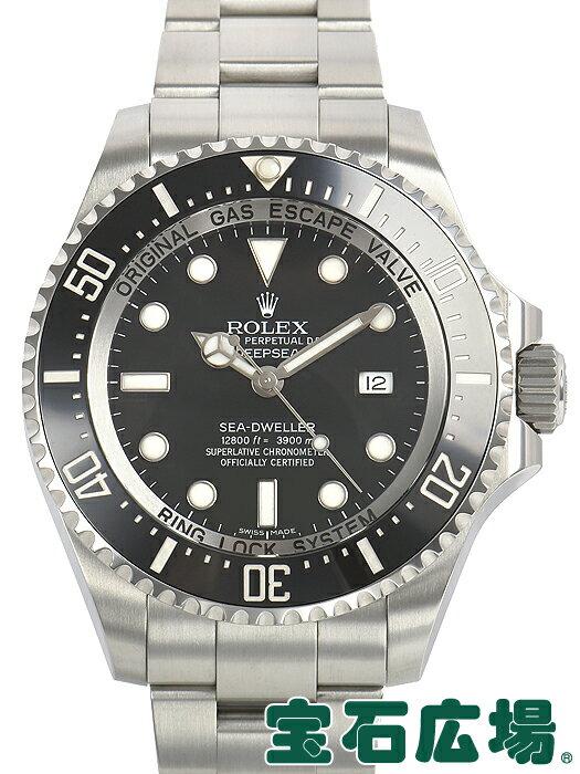 ロレックス ROLEX シードゥエラー ディープシー 116660【中古】メンズ 腕時計 送料・代引手数料無料