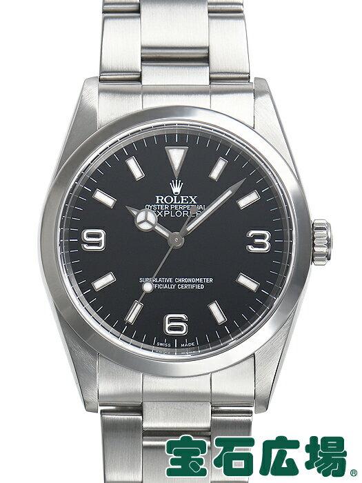 ロレックス ROLEX エクスプローラーI 14270【中古】メンズ 腕時計 送料・代引手数料無料