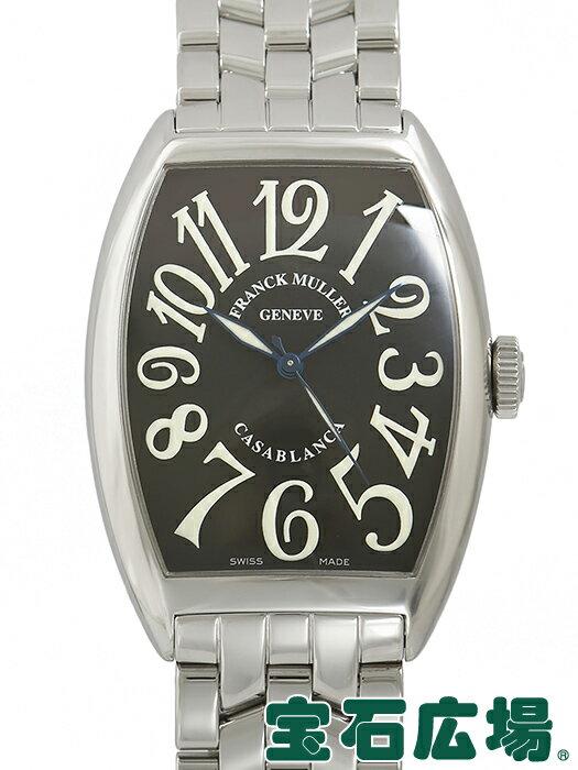 フランク・ミュラー FRANCK MULLER トノウカーベックス カサブランカ 6850CASAMC【中古】メンズ 腕時計 送料・代引手数料無料