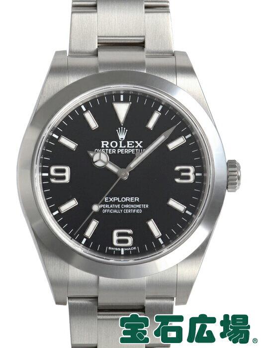 ロレックス ROLEX エクスプローラー 214270【中古】メンズ 腕時計 送料・代引手数料無料