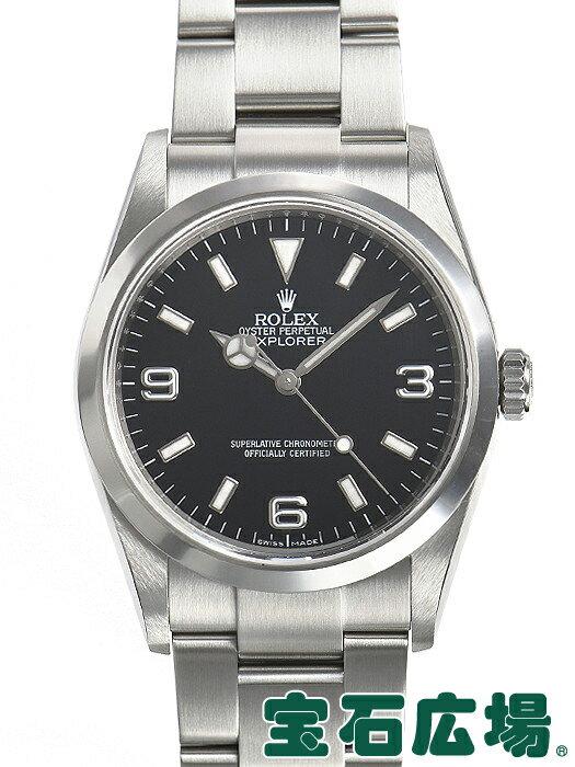 ロレックス ROLEX エクスプローラーI 114270【中古】メンズ 腕時計 送料・代引手数料無料