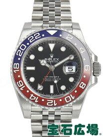 ロレックス ROLEX GMTマスターII 126710BLRO【新品】メンズ 腕時計 送料・代引手数料無料