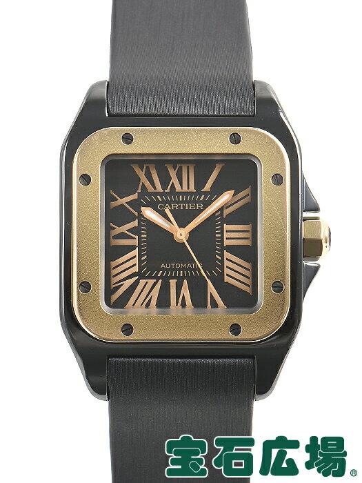 カルティエ CARTIER サントス100 MM W2020007【中古】メンズ 腕時計 送料・代引手数料無料