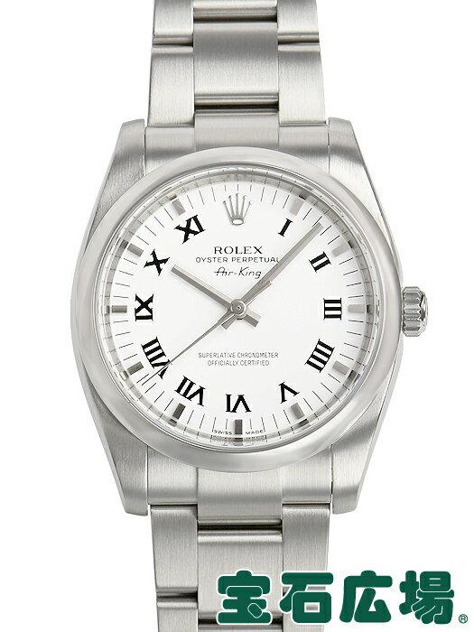 ロレックス ROLEX オイスターパーペチュアル 114200【中古】 メンズ 腕時計 送料・代引手数料無料
