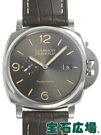 パネライ PANERAI ルミノール ドゥエ3デイズ オートマティックアッチャイオ PAM00943【新品】 メンズ 腕時計 送料・代引手数料無料