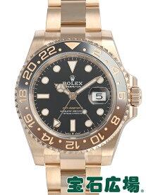 ロレックス ROLEX GMTマスターII 126715CHNR【新品】 メンズ 腕時計 送料・代引手数料無料