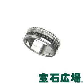 ブシュロン キャトルブラック ダイヤ リング(S)JRG01791【新品】 ジュエリー 送料・代引手数料無料