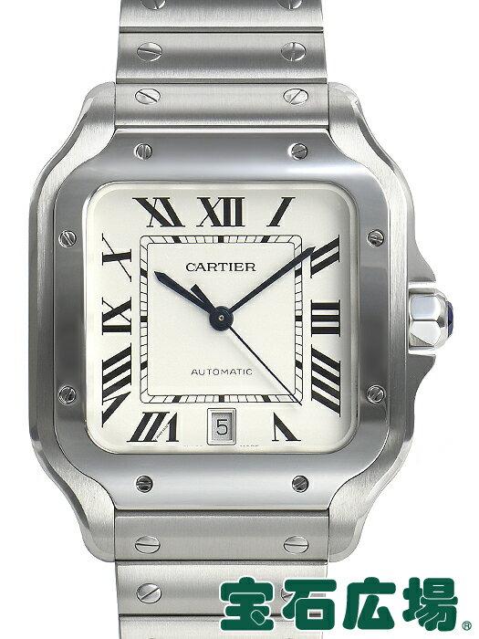 カルティエ CARTIER サントス ドゥ カルティエ LM WSSA0009【新品】 メンズ 腕時計 送料・代引手数料無料