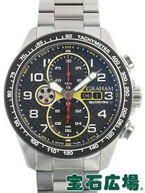 グラハム GRAHAM クロノファイター RSレーシング 2STEA.B15A.A26F【中古】 メンズ 腕時計 送料・代引手数料無料