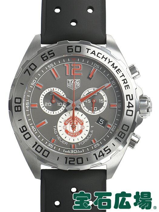 タグ・ホイヤー TAG HEUER フォーミュラ1 クロノグラフ マンチェスターユナイテッド CAZ101M.FT8024【新品】 メンズ 腕時計 送料・代引手数料無料