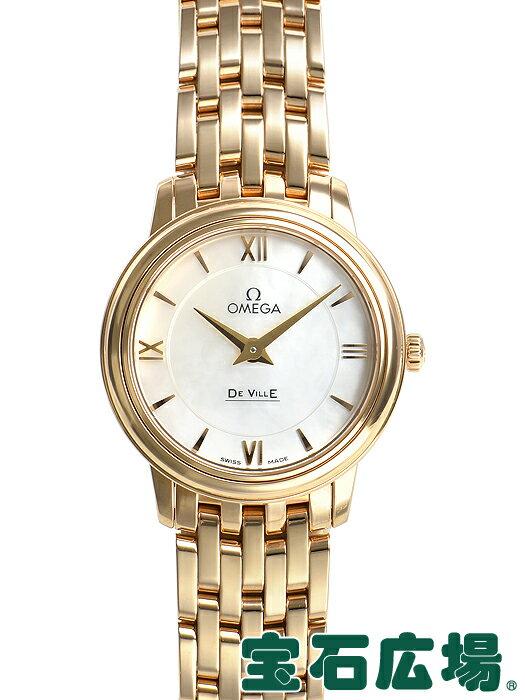 オメガ OMEGA デビル 424.50.27.60.05.002【新品】 レディース 腕時計 送料・代引手数料無料