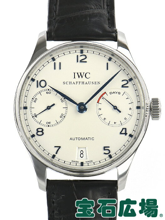 IWC ポルトギーゼ オートマチック IW500107【中古】 メンズ 腕時計 送料・代引手数料無料