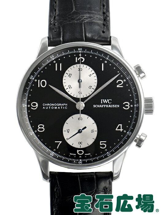 IWC ポルトギーゼクロノ IW371404【中古】 メンズ 腕時計 送料・代引手数料無料