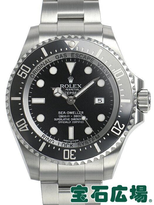 ロレックス ROLEX シードゥエラーディープシー 116660【中古】 メンズ 腕時計 送料・代引手数料無料