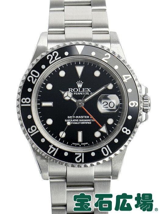 ロレックス ROLEX GMTマスターII 16710【中古】 メンズ 腕時計 送料・代引手数料無料
