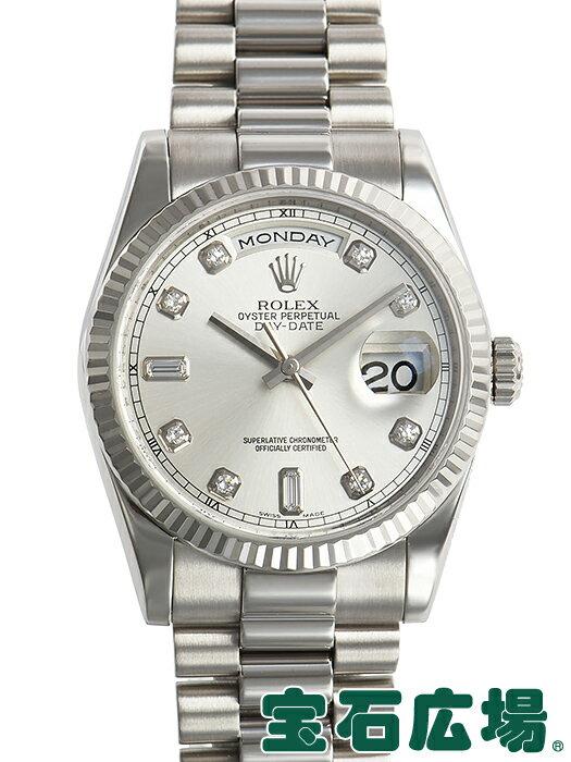 ロレックス ROLEX デイデイト 118239A【中古】 メンズ 腕時計 送料・代引手数料無料