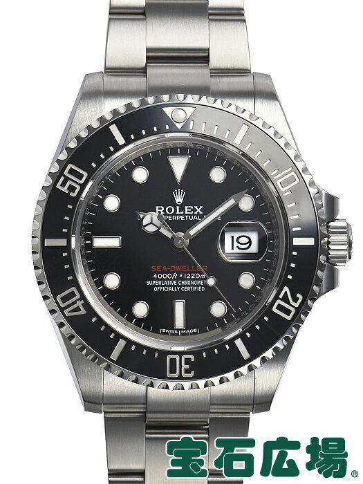 ロレックス ROLEX シードゥエラー 126600【中古】 メンズ 腕時計 送料・代引手数料無料