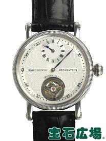 クロノスイス CHRONO SWISS レギュレーター トゥールビヨン CH3123【中古】 メンズ 腕時計 送料・代引手数料無料