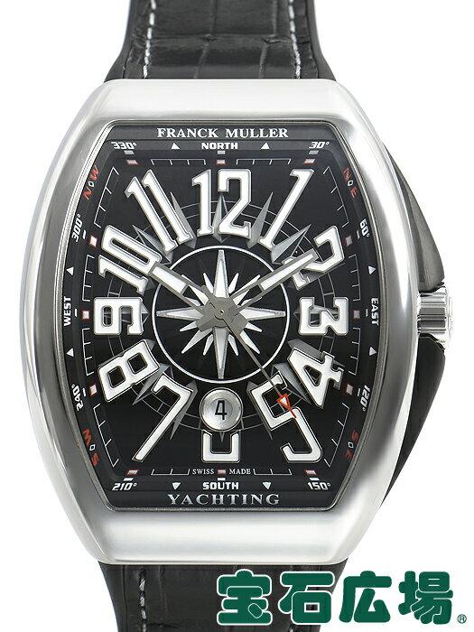 フランク・ミュラー FRANCK MULLER ヴァンガード ヨッティング V45SCDT YACHTING【新品】 メンズ 腕時計 送料・代引手数料無料