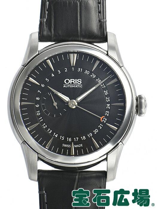 オリス ORIS ARTELIER スモールセコンド ポインターデイト 01 744 7665 4054-07 1 22 74FC【新品】 メンズ 腕時計 送料・代引手数料無料