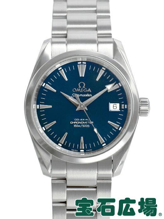 オメガ OMEGA シーマスター コーアクシャル アクアテラ(M) 2504-80【中古】 ユニセックス 腕時計 送料・代引手数料無料