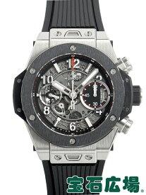 ウブロ HUBLOT ビッグバン ウニコ チタニウムセラミック 441.NM.1170.RX【新品】 メンズ 腕時計 送料・代引手数料無料