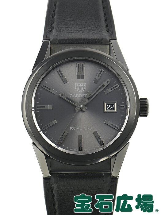 タグ・ホイヤー TAG HEUER カレラ WBG1313.FT6117【中古】 極美品 レディース 腕時計 送料・代引手数料無料