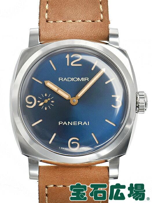 パネライ PANERAI ラジオミール1940 3デイズ アッチャイオ47mm PAM00690【中古】【未使用品】メンズ 腕時計 送料・代引手数料無料