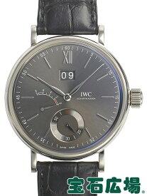 IWC (アイ・ダブリュー・シー) ポートフィノ ハンドワインド8デイズ IW516101【中古】メンズ 腕時計 送料無料
