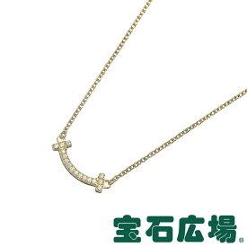ティファニー TIFFANY&CO Tスマイル ダイヤ ネックレス(マイクロ) 62617691【新品】 ジュエリー 送料・代引手数料無料