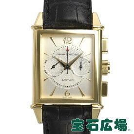 ジラール ペルゴ GIRARD PERREGAUX ヴィンテージ1945 クロノ 25990.0.51.1161【中古】メンズ 腕時計 送料・代引手数料無料