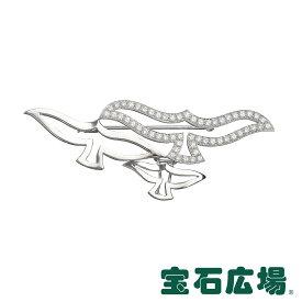 カルティエ CARTIER ハト ダイヤ ブローチ N3012400【中古】 ジュエリー 送料・代引手数料無料