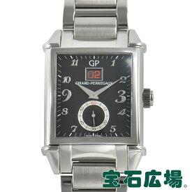 ジラール ペルゴ GIRARD PERREGAUX ヴィンテージ1945ビッグデイト 世界限定250本 25805-11-621-11A【中古】【未使用品】メンズ 腕時計 送料・代引手数料無料