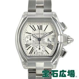 カルティエ CARTIER ロードスター クロノ W62019X6【中古】メンズ 腕時計 送料・代引手数料無料
