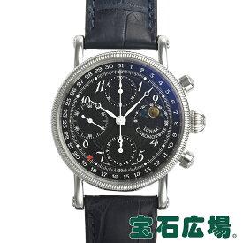 クロノスイス CHRONO SWISS ルナクロノ CH7523LSW【中古】メンズ 腕時計 送料・代引手数料無料