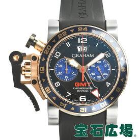 グラハム GRAHAM クロノファイターオーバーサイズGMT 2OVGG.B26A【新品】メンズ 腕時計 送料・代引手数料無料
