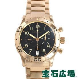 ブレゲ BREGUET トランスアトランティック BR3820/F2/RW9【中古】メンズ 腕時計 送料無料