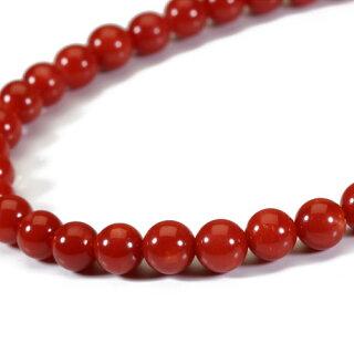 血赤珊瑚(サンゴ・コーラル)ブレスレット