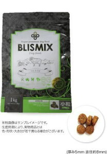 ブリスミックス ドッグ ラム 【おまけ付き】小粒 3kg アガリクス グルコサミン ココンドロイチン