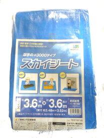日本マタイ 作業シート  スカイシート3.6×3.6 #3000
