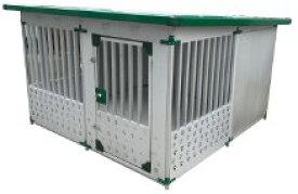 メタルテック ドッグハウス 1坪 DFD−2(床付)
