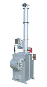 DAITO 廃プラ専用小型焼却炉 MDP−400J 届出不要タイプ