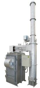 DAITO 大型ゴミ用焼却炉 AGZR-900。グレードアップモデル。設置費込み。