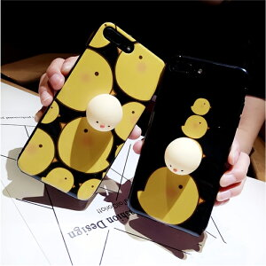 ひよ子 ひよこ ストレス解消/インスタグラム/ins/iPhone7/iphone8/iphone7 Plus/iphone8 Plus/iphoneX/ケース韓国 シリコン ケース アイフォン アイホン iPhone アイフォン ケース カバー スマホケース  シリ