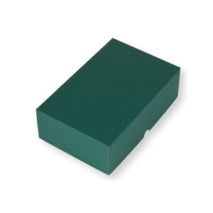 【屋号必須】ヤマニパッケージ さくらんぼ箱 L-2425 フルーツトレー500g2P緑 170×270×95mm 1ケース60枚入り