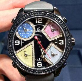 【新品】JACOB&CO ジェイコブ ファイブタイムゾーン ステンレススチール JCM-75DABC メンズ 腕時計 watch 【送料・代引手数料無料】