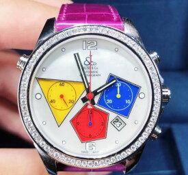 【新品】JACOB&CO ジェイコブ ファイブタイムゾーン ステンレススチール ACM-4 腕時計 watch【送料・代引手数料無料】