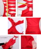 Enter swimsuit Lady's, swimsuit one piece, a plain fabric, the wire, and wear it; the back in reviewing it! 7S/9M/11L/13LL which there is the size that a swimsuit figure cover has a big in