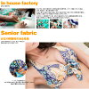 Swimwear ladies 3 piece set, Bikini swimsuit, floral wire, swimsuit body cover, large size and M/L/LL/3 L ringtones and get in the report view